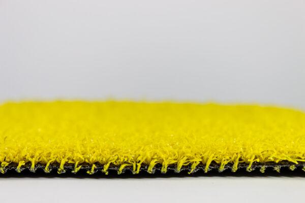 10mm Multisport Yellow Artificial Grass