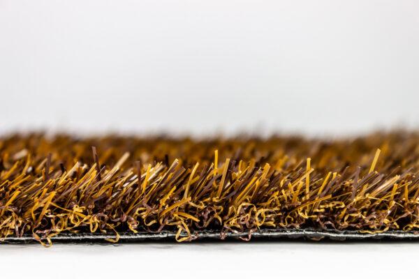 20mm Chocolate Artificial Grass